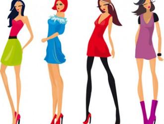 女人正确的生活方式--美容院